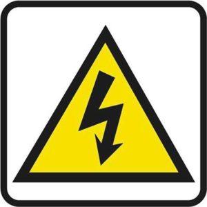 Riesgo eléctrico. Prevención de accidentes en el hogar.